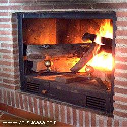 Venta de chimeneas le a rusticas economicas hogar casa for Decoracion chimeneas de lena